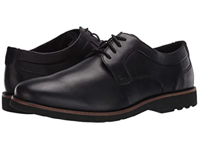 Rockport Sharp and Ready 2 Plain Toe (Black) Men
