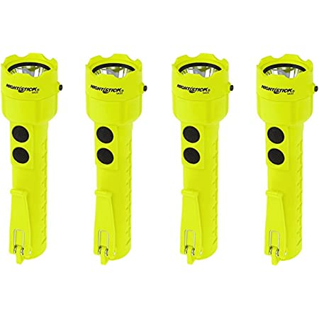 NIGHTSTICK XPP-5422G WATERPROOF SAFETY FLASHLIGHT INTRINSICALLY SAFE 120 LUMENS