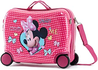 Disney - Kids Ride On Suitcase - Minnie Mouse