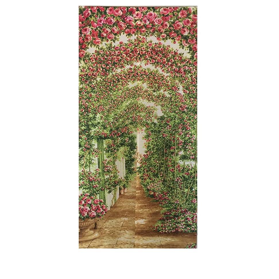 冷ややかな同志トークAothpher 和風 のれん 暖簾 ポリエステル 幅85cm×丈170cm ガーデン 室内インテリア 開運のれん