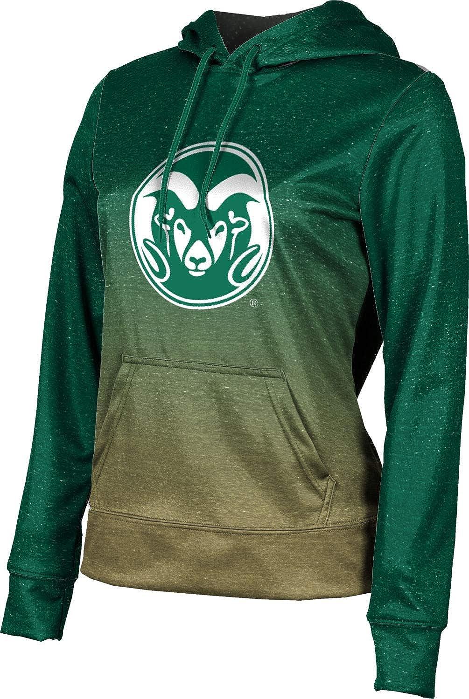 ProSphere Colorado State University Girls' Pullover Hoodie, School Spirit Sweatshirt (Ombre)