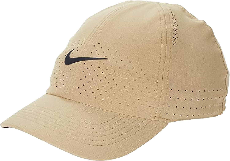 Nike Court Advantage Cap Parachute Beige Baseball Hat