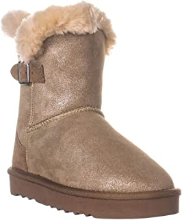 SC35 Tiny2 Cold Weather Comfort Boots, Gold Shimmer