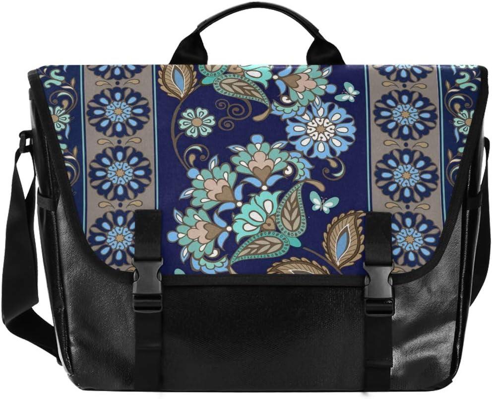 FICOO wholesale Nippon regular agency Messenger Bag for Men Mandala Canvas Messeng Ethnic Flower