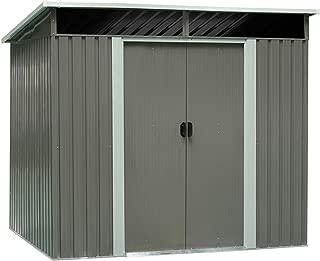 yard tool shed