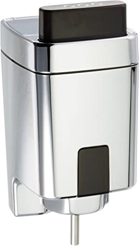 lowest Sloan Valve EBV-500-A online sale Single Flush Side-Mount Retrofit Kit for Water Closets and Urinals, high quality CHROME/BLACK.1653407, 5X6X7IN sale