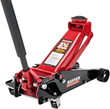 Best 3 Ton Aluminum Floor Jack Review [September 2020]