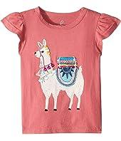 Llama Tee (Toddler/Little Kids/Big Kids)