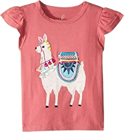 Llama Tee (Toddler/Little Kids/Big Kids)