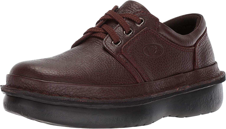 Propet Men's Villager security Oxford Superior Walking Shoe