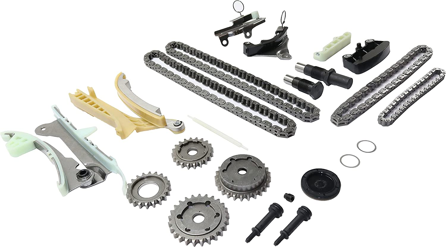 Garage-Pro Timing Chain Kit Compatible with 1997-2010 Ford ...