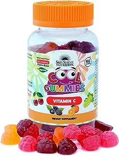 SUNSHINE NUTRITION Cool Gummies Vitamin C 60'S