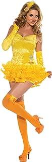 Looney Tunes Secret Wishes Sexy Tweety Costume Dress