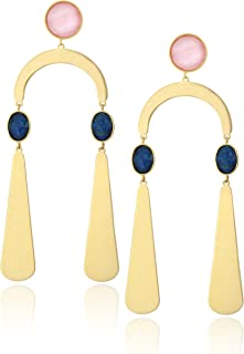 kate spade new york Womens Mobile Statement Drop Earrings, Multi