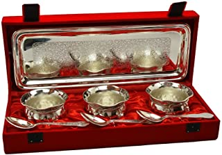 Best pure silver bowl price Reviews