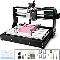 Genmitsu CNC 3018-PRO Router Kit GRBL Control 3 Axis Plastic Acrylic PCB PVC Wood Carving Milling Engraving Machine