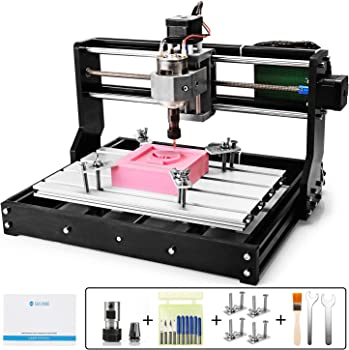 Genmitsu CNC Router Kit Wood Carving Milling Engraving Machine