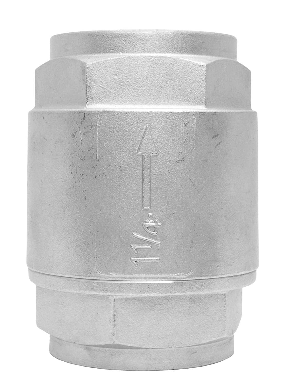 DuraChoice Stainless Steel 316 in-Line 150 Spring price Valve Check - Quantity limited