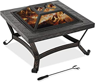 FDW Outdoor fire Pit for Wood 25
