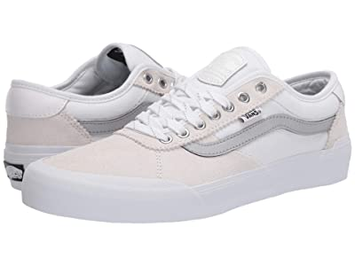 Vans Chima Pro 2 ((Reflective) White) Skate Shoes