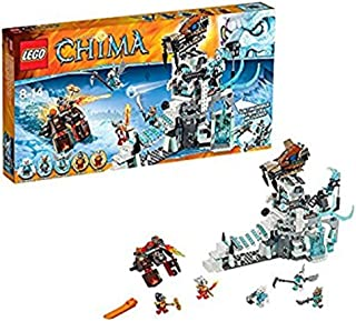 Lego Chima Sir Fangar's Ice Fortress - 70147