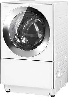 パナソニック ななめドラム洗濯乾燥機 Cuble(キューブル) 10kg 左開き シルバ-ステンレス NA-VG1400L-S