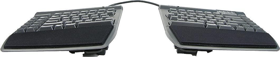 Kinesis Freestyle2 Ergonomic Keyboard w/ VIP3 Lifters for Mac (9