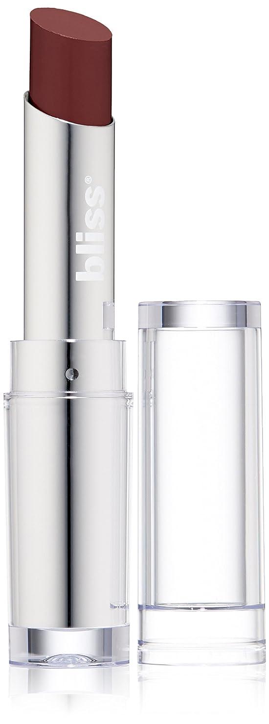 お香フクロウ徴収ブリス Lock & Key Long Wear Lipstick - # Boys & Berries 2.87g/0.1oz並行輸入品
