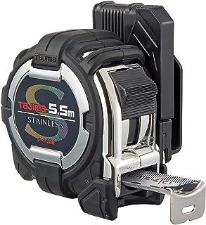 タジマ(Tajima) コンベックス ステンレステープ5.5m×25mm セフG3ステンロック25 SFG3SL2555BL