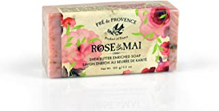 Pre de Provence French Soap Bar, Enriched with Shea Butter, Quad-Milled For A Smooth..