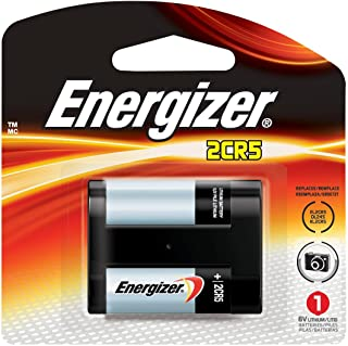 Energizer Battery, Cell Size 2cr5
