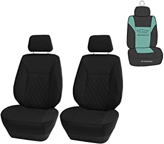 Heavy Duty Grey S- tech automotive Megane Hatchback 02 Seat Covers//Protectors 1+1 | Water Resistant Front