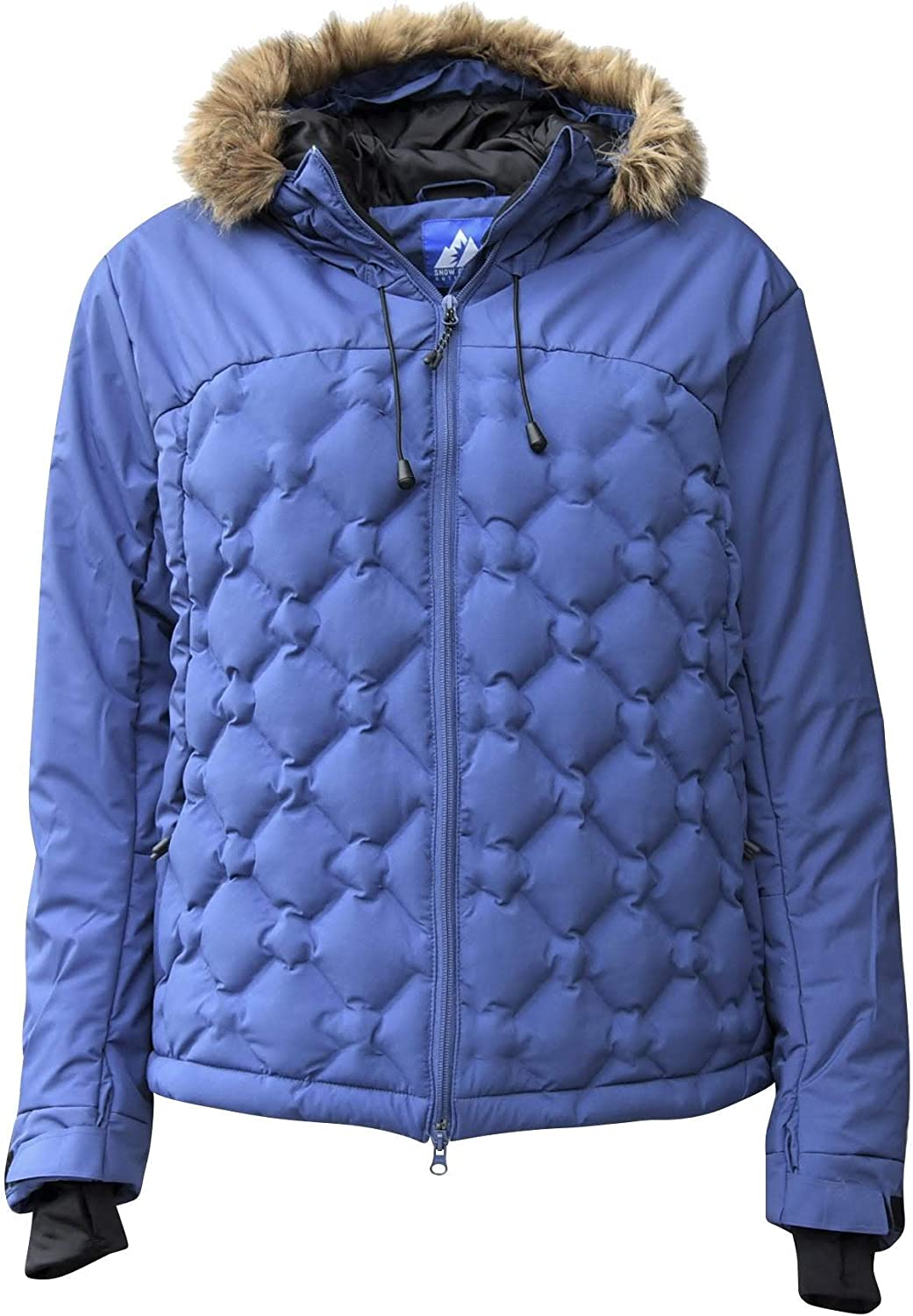 Snow Country Outerwear Women's Plus Hail Alterna Size Omaha Mall Stone Down Chicago Mall