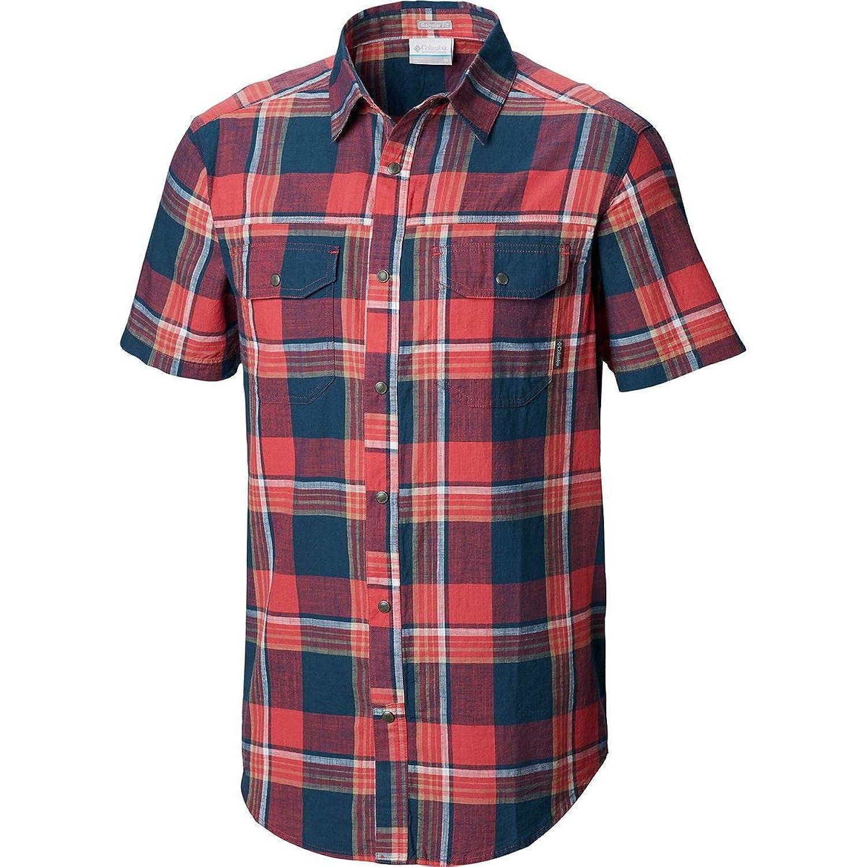 [コロンビア] メンズ シャツ Leadville Ridge Yarn Dye Short-Sleeve Sh [並行輸入品]