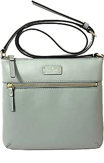 Kate Spade New York Rima Laurel Way Leather Crossbody Bag