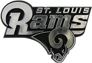 NFL Chrome Automobile Emblem