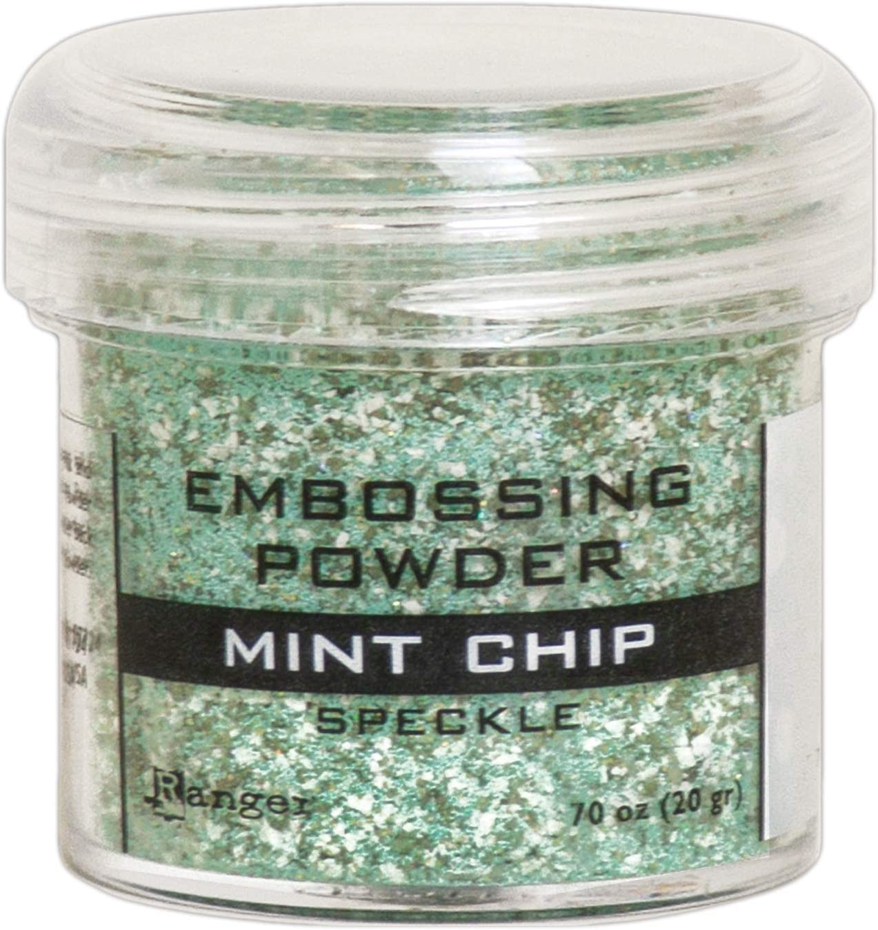 RANGER INDUSTRIES Inventory cleanup selling sale Sales results No. 1 EMBOSSING MINT POWDER CHIP