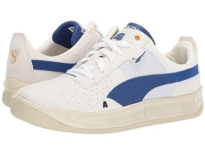 PUMA California Ader Error Sneaker (Whisper White/Surf the Web) Men