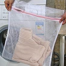 Laundry Bag 2 Size Zippered Mesh Laundry Wash Bags Delicates Lingerie Bra Socks Underwear Washing Foldable Machine Clothes...