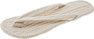 MUJI Men's Thong Indian Cotton Blend Room Sandals