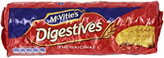 McVitie's Digestive Biscuits, 14.1 Ounce (Pack of 6)