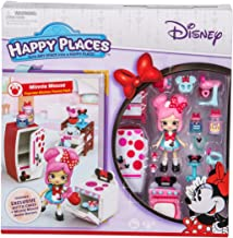 Happy Places Disney Season 1 Minnie Mouse Cupcake Kitchen Theme Pack