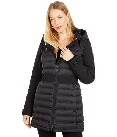 Moose Knuckles Collahie Softshell Jacket (Black) Women