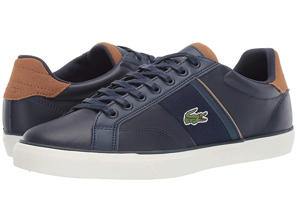 Lacoste Fairlead 119 1 CMA (Navy/Light Brown) Men