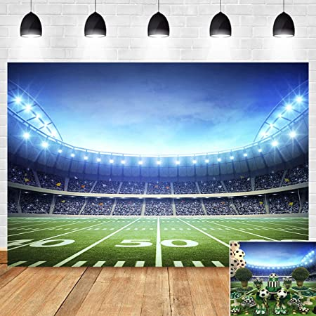 Football Match Photography Backdrops Yeele 8x6ft Soccer Sports Arena Backdrop Pictures Newborn Boy Children Photo Booth Shooting Family Photographic Studio Props Photo Background