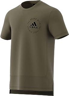 adidas Men's SID Tee mesh T-Shirt