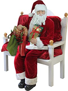 Best santa outdoor figure Reviews