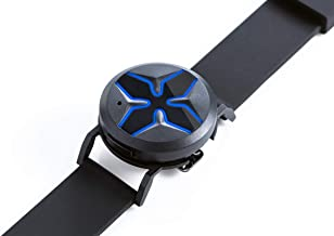 Lotus by Seam - آداپتور مچ دست دستگاه ایمنی شخصی لوتوس (سیاه و سیاه)