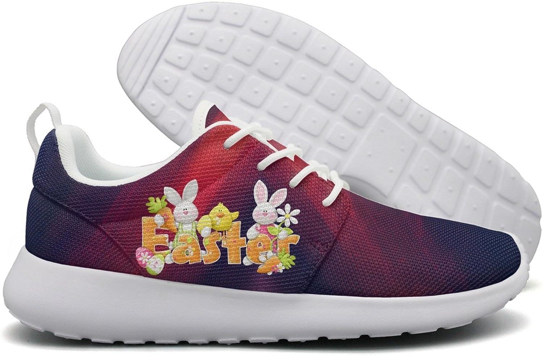 Easter Day Beautiful Womens Flex Mesh Lightweight shoes