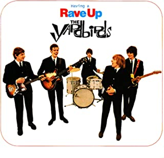 Having a Rave up with the Yardbirds